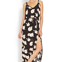 Romantic Bloom Maxi Dress