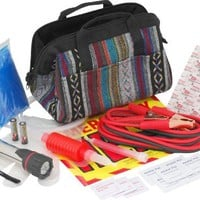 Bell Automotive (22-1-65030-1) Baja Blanket 36-Piece Roadside Emergency Kit