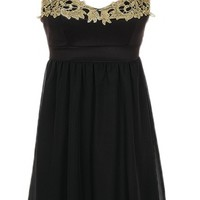 Black Sweetheart Dress - 29 N Under