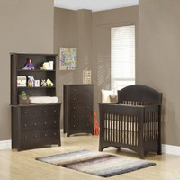 Mother Hubbard's Cupboard Sweet Bebe Convertible Crib Set - sweet-bebe-convertible-crib - Furniture