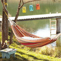 Lazy Days Canvas Hammocks 