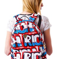 Rich Graffiti Backpack