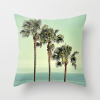 Three Day Weekend Throw Pillow by RichCaspian