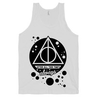 Always - Tank Top - White