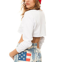 The American Flag Short