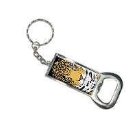 Leopard - Big Cat Bottle Opener Keychain