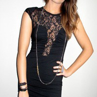 Kiki Lace Dress - DRESSES - Shop Online