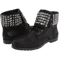 MICHAEL Michael Kors Rock N Roll Boot Black - Zappos.com Free Shipping BOTH Ways
