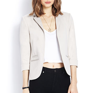 Soft Knit Blazer