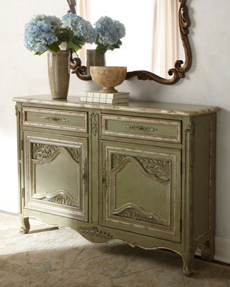 &quot;Country French&quot; Console - Horchow