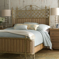 """Rustic Willow"" Bedroom Furniture - Horchow"