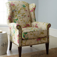 Sophie Wing Chair - Horchow
