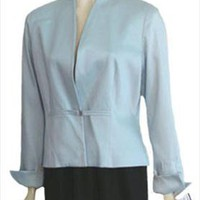 Stylish DD Collection Clothing Sky Blue Jacket nwt