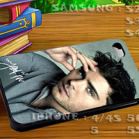 Zac Efron High School Musical For iphone 4 iphone 5 samsung galaxy s4 / s3 / s2 Case Or Cover Phone.