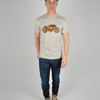 Barbour International Highway T-shirt - Grey