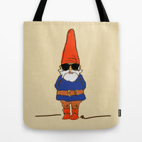 JerGnome Tote Bag by Zany Du Designs