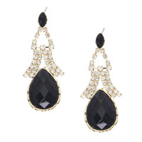Sparkling Vizier Earrings