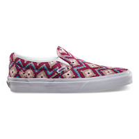 Geometric Slip-On | Shop New Summer Prints at Vans