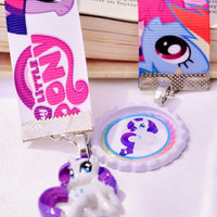 Fluttershy My Little Pony bookmark