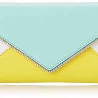 Rebecca Minkoff Oliver Wallet,Taupe Multi,One Size