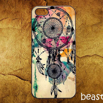 Dream Catcher - Accessories,Case,Samsung Galaxy S2/S3/S4,iPhone 4/4S,iPhone 5/5S/5C,Rubber Case - OD17092013 - 14
