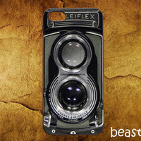 Rolleiflex Old Camera - Accessories,Case,Samsung Galaxy S2/S3/S4,iPhone 4/4S,iPhone 5/5S/5C,Rubber Case - OD21012014 - 2