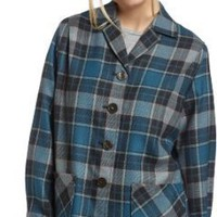 Pendleton Women's Petite Worsted Flannel 1949 Jacket