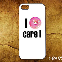I Donut Care - Accessories,Case,Samsung Galaxy S2/S3/S4,iPhone 4/4S,iPhone 5/5S/5C,Rubber Case - OD29012014 - 4