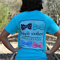 Preppy Tee - Bowties