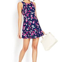 Feeling Floral Shift Dress