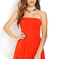 Dynamite Cutout Tube Dress