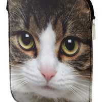 Tech Teacher's Pet Tablet Case in Tabby