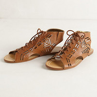 Winnima Lace-Up Sandals