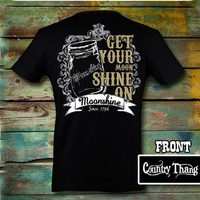 Get Your Shine On Tee