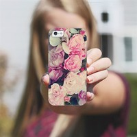 floral design 2 iPhone 5 case by JJ Designs | Casetagram