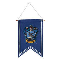 Ravenclaw Crest Banner | Universal Studios Merchandise