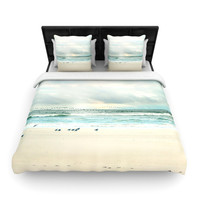 "Sylvia Cook ""Flight"" Fleece Duvet Cover"