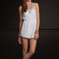Shell Beach Romper