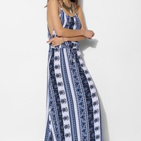 Flynn Skye Not Just A Dress Maxi Dress - Urban Outfitters