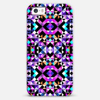 Midnight Tiger's Fury iPhone 5s case by Organic Saturation | Casetagram
