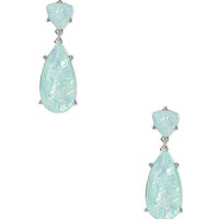 Sparkling Faux Gem Earrings
