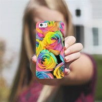 Rainbowlicious iPhone 5s case by Lisa Argyropoulos | Casetagram