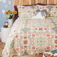 Carriage House Quilt Set in King