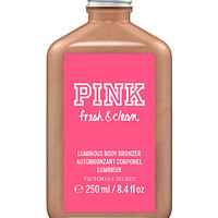 Fresh & Clean Luminous Body Bronzer - PINK - Victoria's Secret