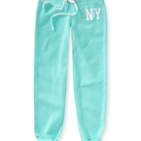 AERO NY HERITAGE CINCH SWEAT PANTS