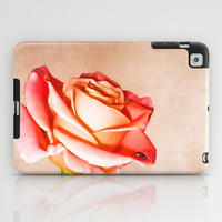 Lady Rose iPad Case by Shalisa Photography