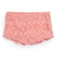 Billabong Lace Shorts (Big Girls) | Nordstrom
