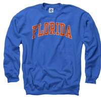 Florida Gators Adult Classic Arch Crewneck Sweatshirt