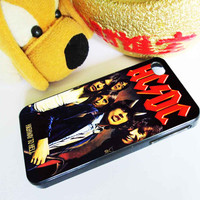 ACDC Highway To Hell samsung galaxy s3 s4 case iphone 4/4s case iphone 5 5s 5c case