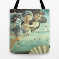 Love Angels Tote Bag by BeautifulHomes